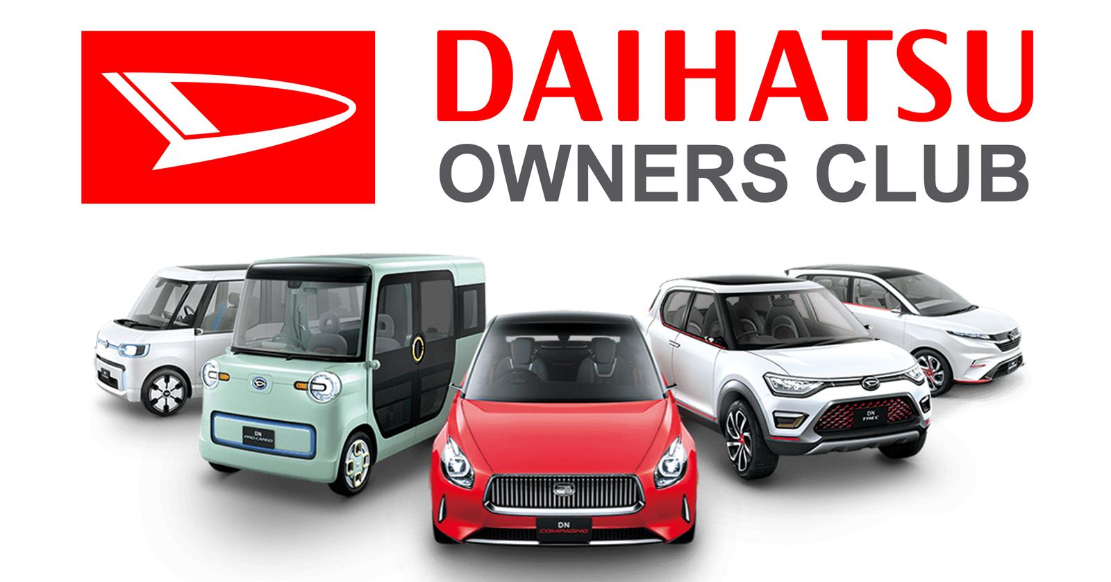 Daihatsu EF-DET 107Nm engine (0.7, 47 kW)